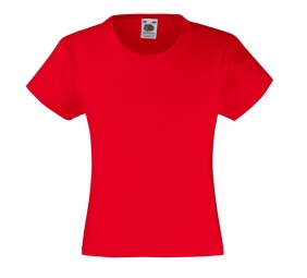 FOTL Girls Valueweight T