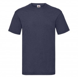 FOTL Valueweight T Vintage heather marineblauw