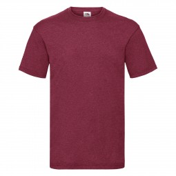 FOTL Valueweight T Vintage heather rood
