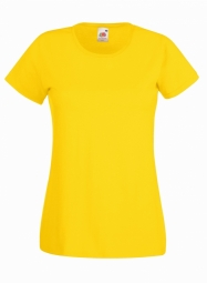FOTL Lady-Fit Valueweight T
