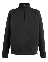 621580-36 FOTL Lightweight Zip Neck Sweat