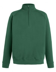 621580-38 FOTL Lightweight Zip Neck Sweat