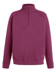 621580-41 FOTL Lightweight Zip Neck Sweat