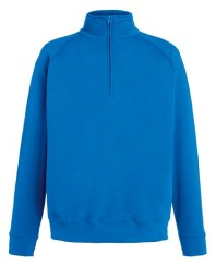 621580-51 FOTL Lightweight Zip Neck Sweat