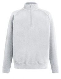 621580-94 FOTL Lightweight Zip Neck Sweat