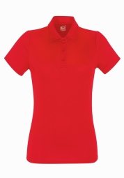 FOTL Ladies Performance sportpolo 40