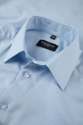 Russell Oxford Shirt met LM tailored