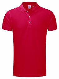 Russell Stretch Polo