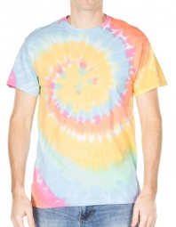 DY700MS Multi Spiral T-shirt