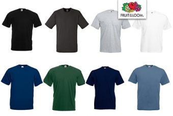 Valueweight T-shirt (8 kleuren)