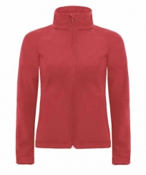 B&C Hooded Softshell Women