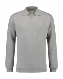L&S Polosweater