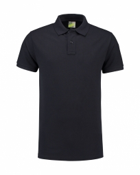 L&S Polo Fit Heavy Mix