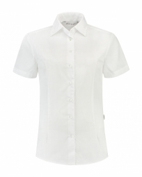 L&S Shirt Poplin Mix