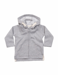 Mantis Baby sweater met kap