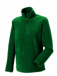 Russell Outdoor Fleece met 1/4 rits