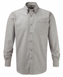Russell Oxford Shirt Easy Care met LM