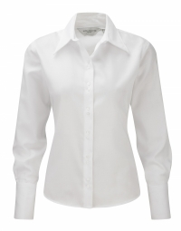Russell Micro Twill Ultimate Non-Iron Shirt LM