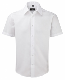 Russell Micro Twill Ultimate Non-Iron Shirt tailored