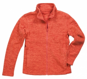 Stedman Active Melange Fleece jas