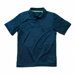 Stedman Active Heren Mesh Polo