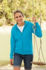 621180 FOTL Lady-Fit Hooded Sweat Jacket (Premium)