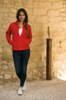 L&S Polar Fleece Cardigan