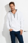 Sol's Soul Men sweater jack met kap